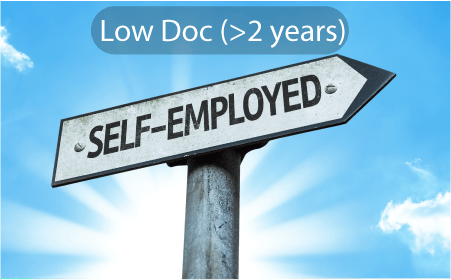 Low Doc home loans for self employed applicants